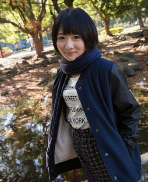 하루키 카렌 (Karen Haruki . 陽木かれん) 2
